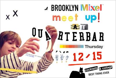 Mixel Brooklyn Meetup