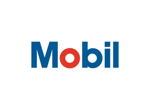 Mobil Logo by Chermayeff & Geismar